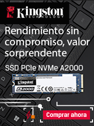 SSD PCIe NVME Kingston A2000