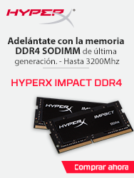 Kingston HyperX Impact